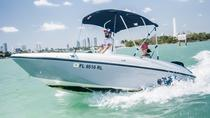 JUST GO RENTAL MIAMI - boat rental that will put you in the driver's seat, Miami, Boat Rental