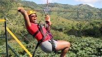 Caribbean Zip Lines Adventure, Punta Cana, 4WD, ATV & Off-Road Tours