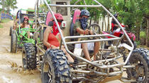 Two Adventures: Caribbean Dunne Buggies plus Caribbean Party Boat and snorkeling, Punta Cana, Day...
