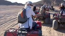 Desert Safari by Quad Bike Around Pyramids of Giza, Giza, Day Trips