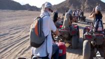 Desert Safari Trip by Quad Bike in Egyp, Hurghada, 4WD, ATV & Off-Road Tours