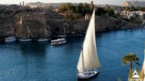 Felucca Ride on The Nile in Aswan in Egypt, Aswan, Day Cruises
