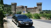 8 Hour Private Limousine Wine Country Tour of Napa Valley from San Francisco for up to 8 people, ...