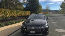 8 Hour Private San Francisco to Napa Valley Day Trip up to 3 people in a Lexus LS 460 Sedan, San ...