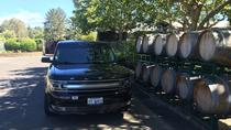 Private Crossover SUV Wine Country Tour of Napa Valley, Napa & Sonoma, Private Sightseeing Tours