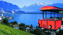 Riviera line to Montreux including Lavaux sightseeing and optional cruise from Lausanne, Lausanne, ...