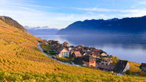 Riviera line To Montreux including Lavaux Unesco trolley tour with optional cruise, Geneva, Trolley ...