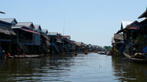 Floating Village and Siem Reap City Tour, Siem Reap, Private Sightseeing Tours