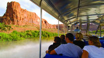 Moab Daytime Jet Boat Tour on the Colorado River, Moab, Helicopter Tours