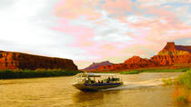 Sunset Jetboat Ride with Dinner on the Colorado River, Moab, Sunset Cruises