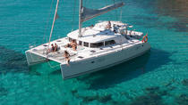 Exclusive Champagne Catamaran Sail & Snorkel, Cozumel, Catamaran Cruises