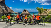 E-bike West Coast Snorkeling Tour, Cozumel, Bike & Mountain Bike Tours