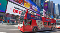 24-Hour NYC Downtown Hop-On Hop-Off Tour with Statue of Liberty Cruise, New York City, Hop-on ...