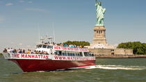NYC All City Hop-On Hop-Off Bus Tour and Statue of Liberty Cruise