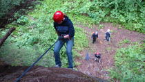 Anchorage Canyoneering Adventure, Anchorage, Climbing