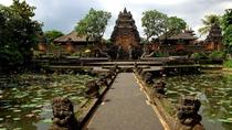 Private Tour: Ubud Attractions Including Monkey Forest and Art Market, Kuta, Day Trips