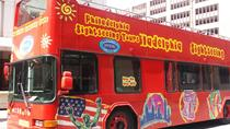 Doppeldeckerbus Hop-On Hop-Off Sightseeing-Tour durch Philadelphia, Philadelphia