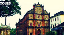 Old Goa Churches Walk, Goa, City Tours