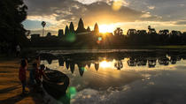 Angkor Wat Small Circuit Tour With Sunset, Siem Reap, Private Sightseeing Tours