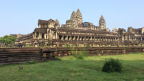 Angkor Wat with Lunch, Temple Pass and evening Apsara Dance Show, Siem Reap, Private Sightseeing ...