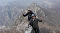 Great Wall of China Hiking from Jiankou to Mutianyu, Beijing, Day Trips