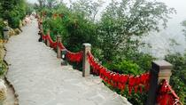 Lock Your Love on Simatai Great Wall including Gubei Water Town Visit and Cable Car Ride, Beijing, ...