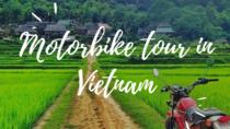 Vietnam Motorbike tour to Ha Giang- Sapa 6 Days Extreme North Motorbike Loop, Hanoi, Motorcycle ...