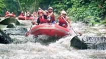 Bali Paintball and White Water Rafting Tour, Bali, White Water Rafting & Float Trips