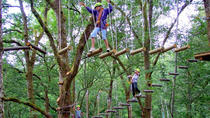 Full-Day Bali Treetop Adventure Park Visit with Jatiluwih Rice Terrace Tour, Bali, Full-day Tours