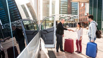 Shared Departure Transfer: Hotel or New Orleans Cruise Port to New Orleans Airport (MSY), New...