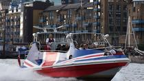 Experience the fastest premium jet boat ride on the river Thames, London, Jet Boats & Speed Boats