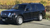 SUV Airport Transfer from SFO to St Helena (one way), Napa & Sonoma, Airport & Ground Transfers