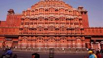Jaipur Overnight Tour by Train from Delhi, New Delhi, Overnight Tours