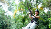 Cable Car canopy ride, Panama City, 4WD, ATV & Off-Road Tours