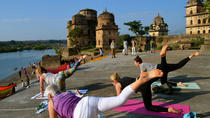 2 Hours Private Yoga and Meditation Session with Yoga Instructor at Orchha, Khajuraho, Yoga Classes