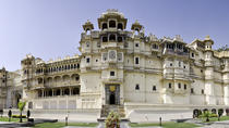 Private Udaipur City Tour Including Monsoon Palace, Udaipur