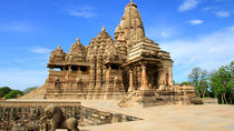 Private Walking Tour of Kamasutra Temple in Khajuraho, Khajuraho