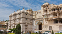 Walking Tour of Old Udaipur City Including Visit to City Palace, Udaipur