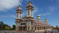 Day Trip to Cao Dai Temple and Cu Chi Tunnels, Including Lunch, Ho Chi Minh City, Day Trips