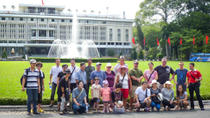 Full-Day Ho Chi Minh City and Cu Chi Tunnels Tour with Lunch, Ho Chi Minh City, Half-day Tours
