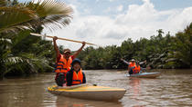 Mekong Delta Adventure With Coconut Village and Kayaking, Ho Chi Minh-staden