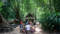 Morning Cu Chi Tunnels Tour from Ho Chi Minh City, Ho Chi Minh City, Historical & Heritage Tours