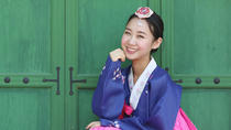 Gyeongbokgung Hanbok Photo Shoot, Seoul, Photography Tours