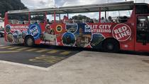Open Panoramic 'Hop on-hop off' Bus Tour with Split Walking Tour Included, Split, Hop-on Hop-off ...
