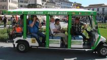 Sightseeing Walking and Electric Car Tour, Florence, null