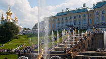 5-Hour Semi-Private Peterhof Grand Palace and Park VIP Admission Tour from St. Petersburg, St...