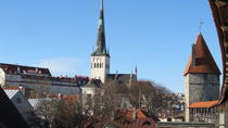 Private: 5-hour Best of Tallinn Tour with Marzipan Painting and Town Wall Visit, Tallinn, Ports of ...