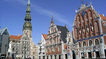 Private Shore Excursion: Best of Riga with Art Nouveau Museum, Riga, City Tours