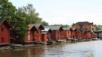 Shore Excursion: Best of Helsinki and Porvoo Town Group Tour, Helsinki, Port Transfers