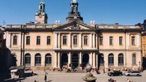 Shore Excursion: Best of Stockholm Group Tour from Nynashamn, Stockholm, Walking Tours